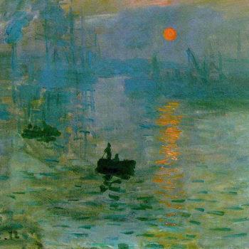 Claude Monet: Impression soleil levant