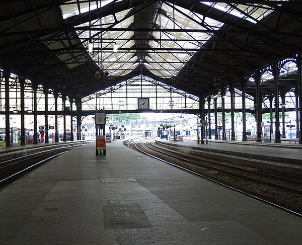 Gare Saint Lazare (2016)
